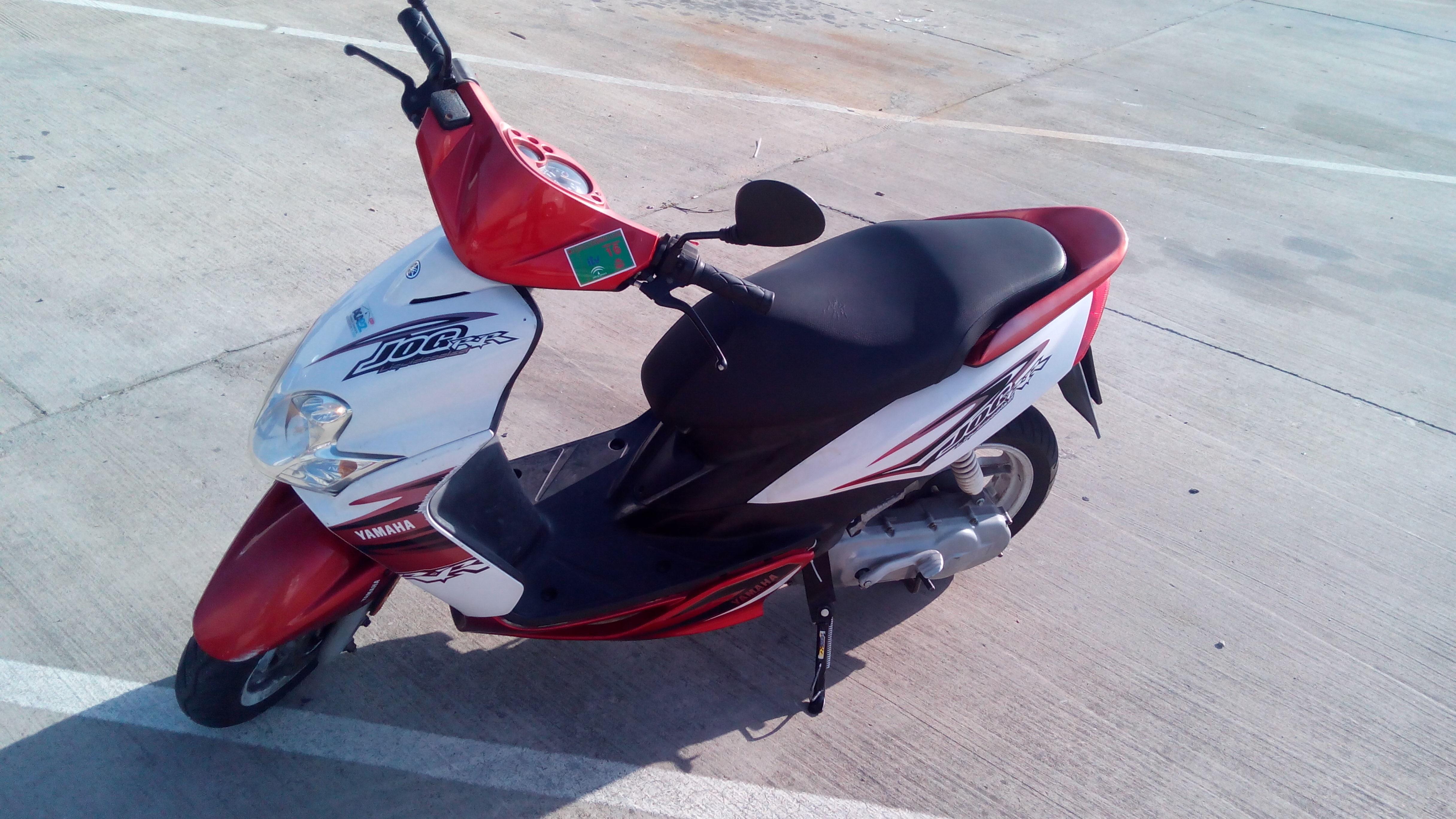 ciclomotor para el permiso de ciclomotor am.