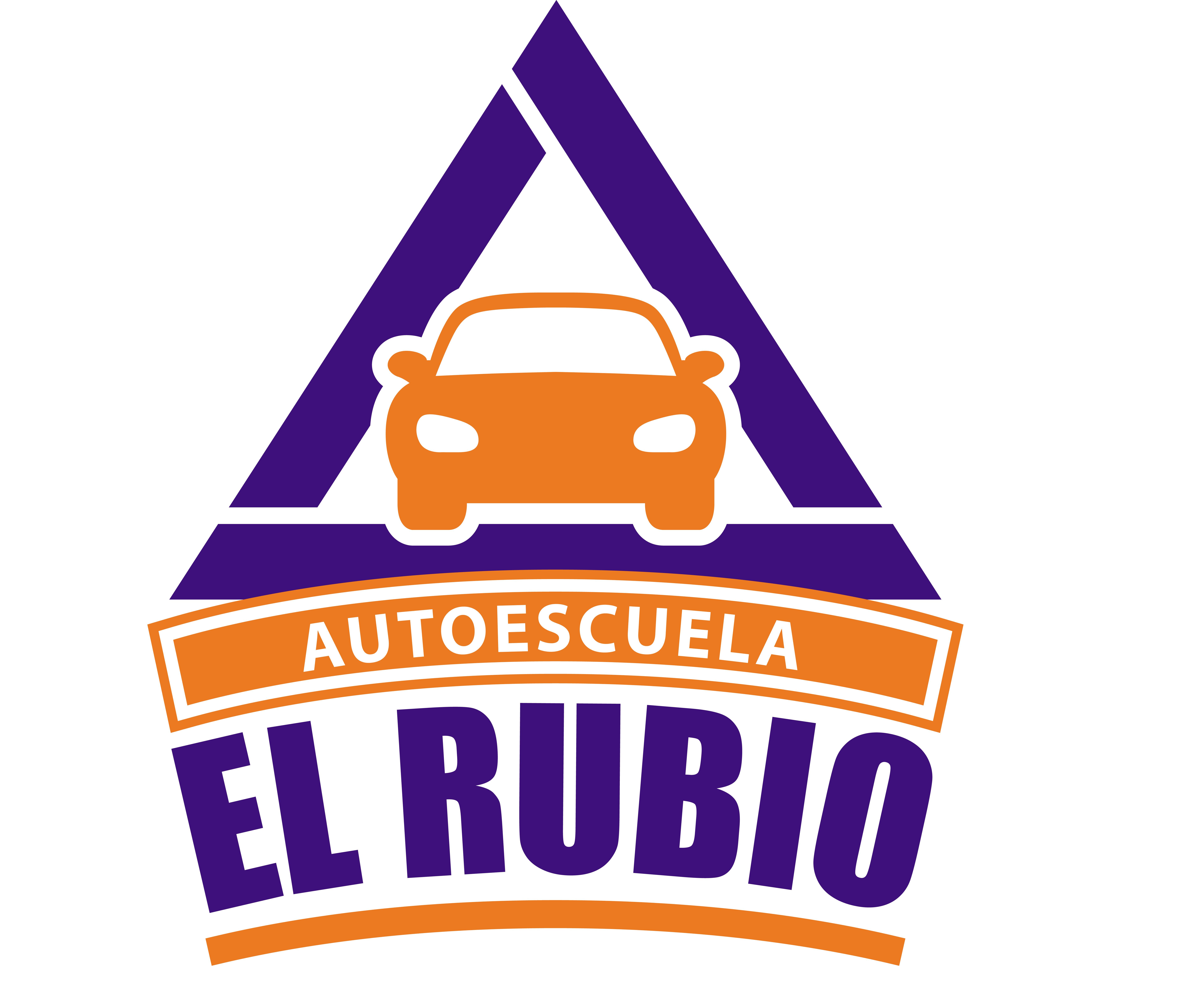 ICONO DE LA AUTOESCUELA EL RUBIO